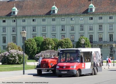 Kutsenits City IV, Wiener Linien, Steyr 380 Cabriolet