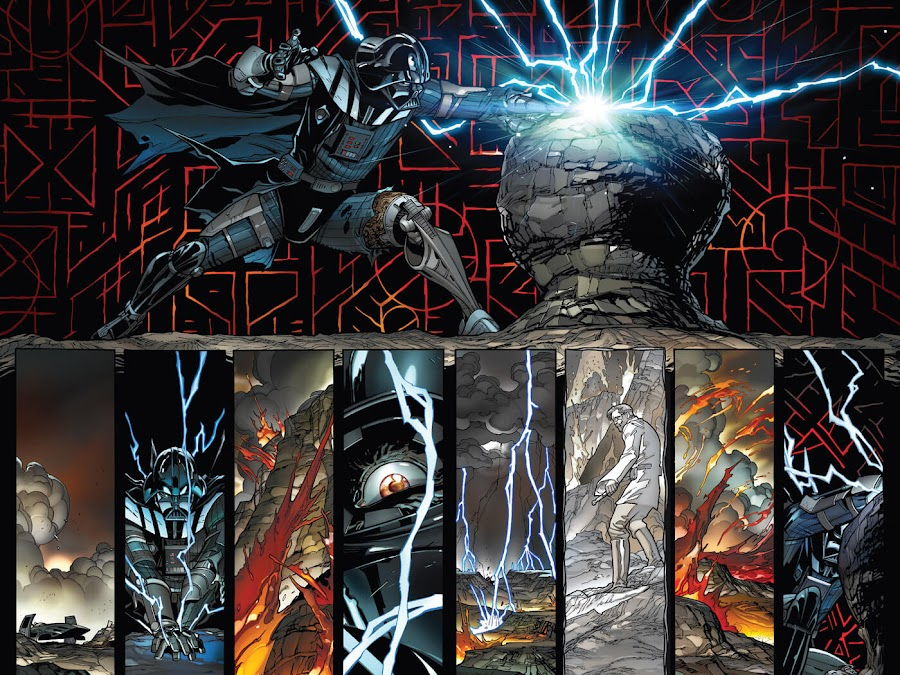 star wars darth vader comic