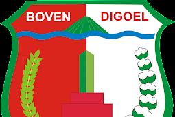 Portal Kecamatan di Kabupaten Boven Digoel