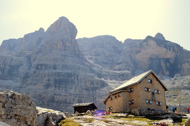 escursioni madonna di campiglio trekking