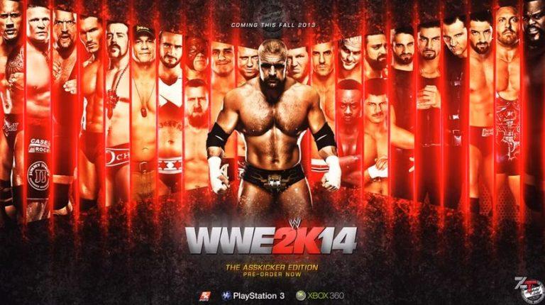 Cara WWE SmackDown Vs RAW [iso] Emulator PPSSPP