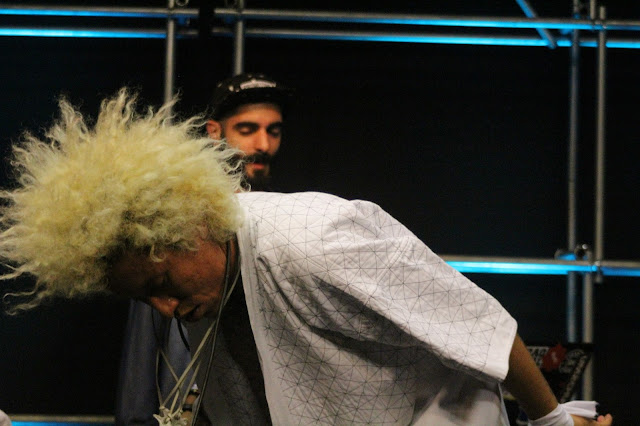 Assista o rapper Yannick no Estúdio Showlivre