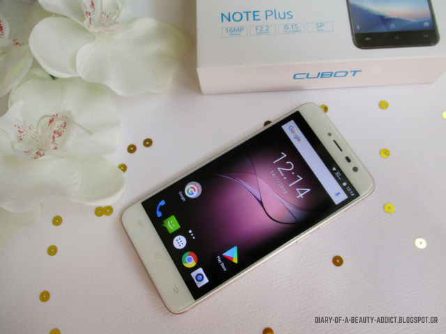Φθηνό κινητό Cubot Note Plus, αξίζει ή όχι;