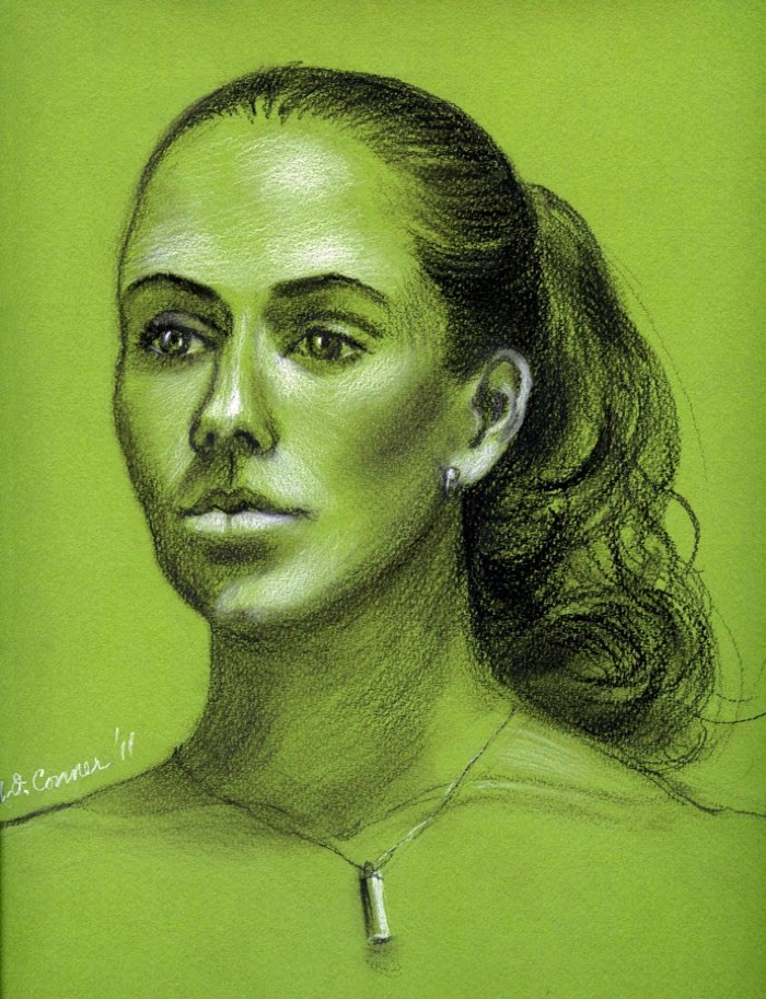 Реалистичные миниатюры. Mona Diane Conner