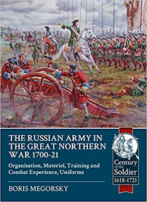 The Russian Army in the Great Northern War 1700-21: Organization, Material, Training and Combat Experience, Uniforms
