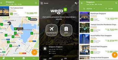 aplikasi Wego Flights & Hotels