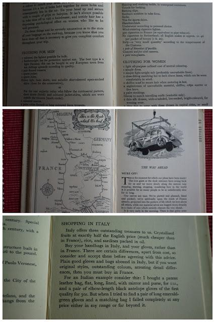 Fanny Cradock FannyItalia Bon Voyage