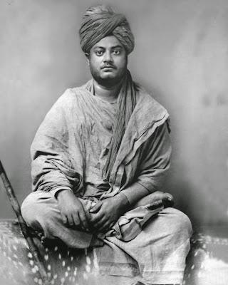 Thus Spake Swami Vivekananda