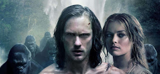 THE LEGEND OF TARZAN (2016) Review