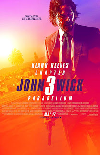 John Wick 3 movie poster