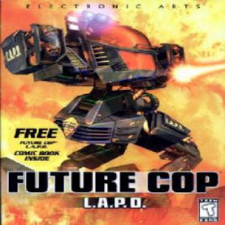 Future Cop LAPD Game Free Download For PC