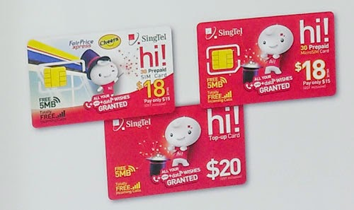 Sing Tel provider internet terbesar di Singapura