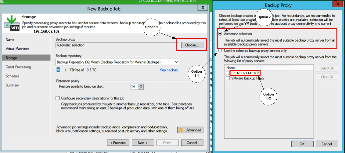 VMware - Virtual Technical Articles and Tips: Veeam: How to