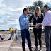SÁENZ PEÑA: AVANZA LA CONSTRUCCIÓN DEL PARQUE DEL ENCUENTRO