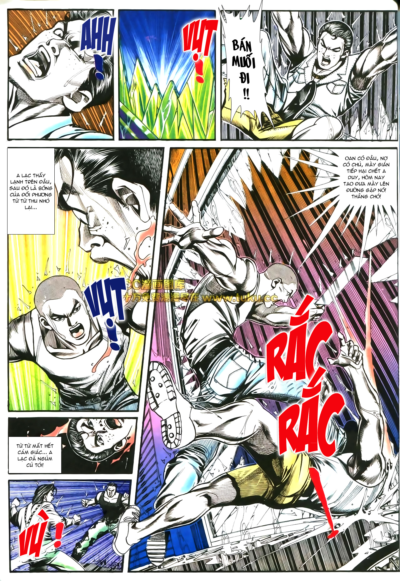 Người Trong Giang Hồ chapter 173: da ngựa bọc thây trang 21