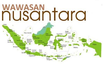 Pengertian Wawasan Nusantara - pustakapengetahuan.com
