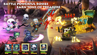 Download Game Soul Hunter MOD APK v2.4.38 Terbaru Unlimited Money