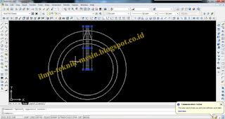 Menggambar Roda Gigi 2D dengan AutoCAD ~ TEKNIK MESIN ZONE