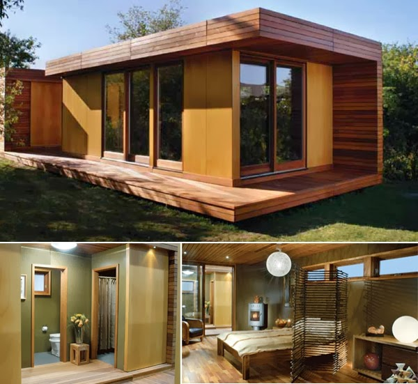 Modern Small House Plans   AyanaHouse