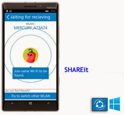 Windows App : ShareIt