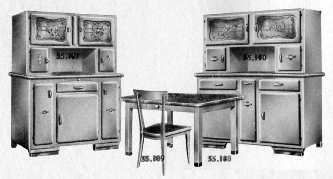 meuble dit mado chez lvitan catalogue de 1954