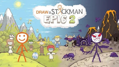 Draw a Stickman: EPIC 2 Apk + Data For Android