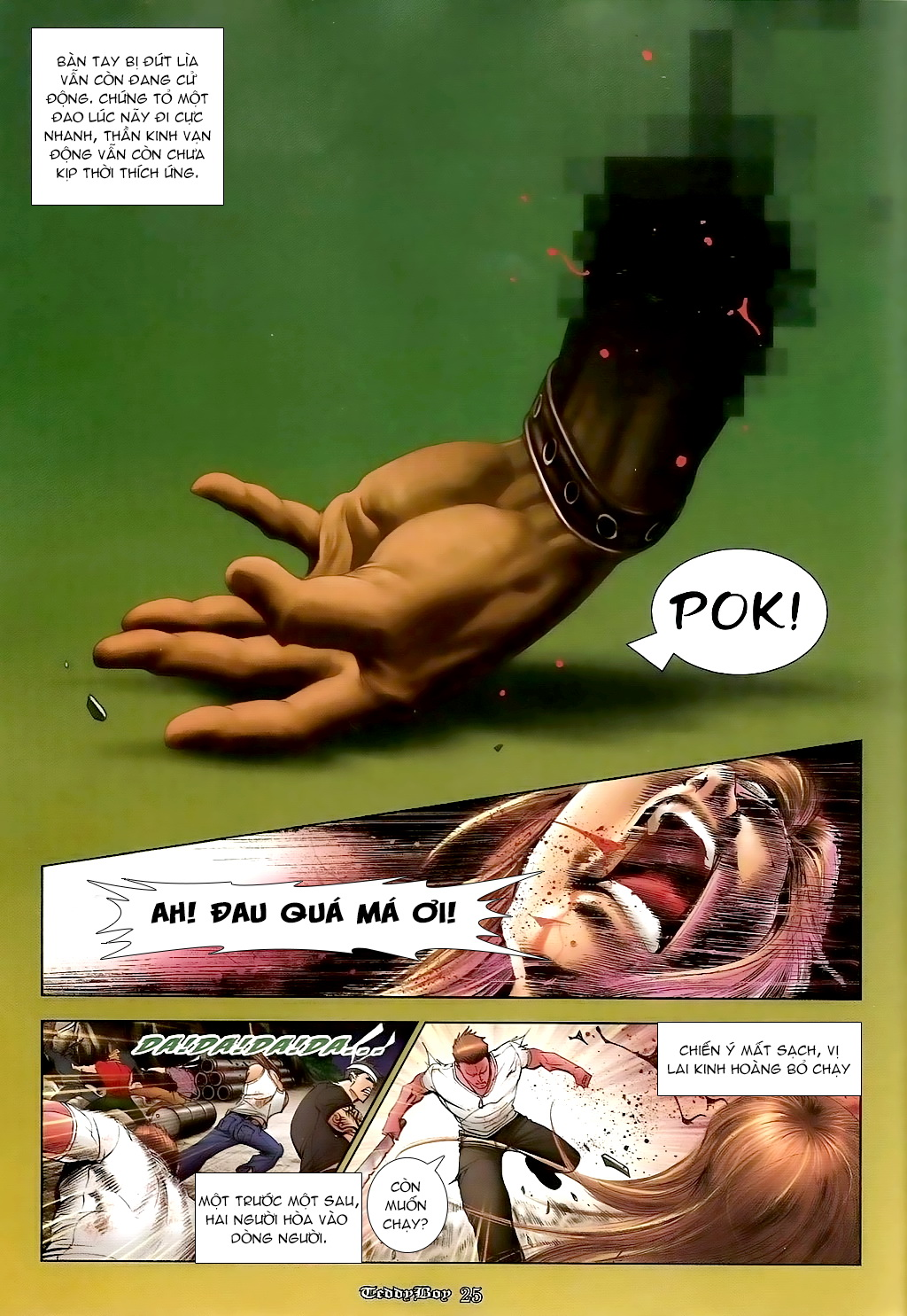 Người Trong Giang Hồ Chap 1052 - Truyen.Chap.VN