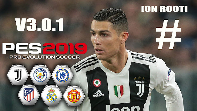 PES 2019 MOBILE PATCH FOR V 3 0 1 / OBB # BROPCGAME