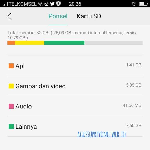 2 Cara Mudah Mempercepat Kinerja HP Android Lemot yang saya lakukan
