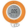 SUNROAD SR108S Pedometer Altimeter Thermometer Compass Weather Forecast Hiking Computer