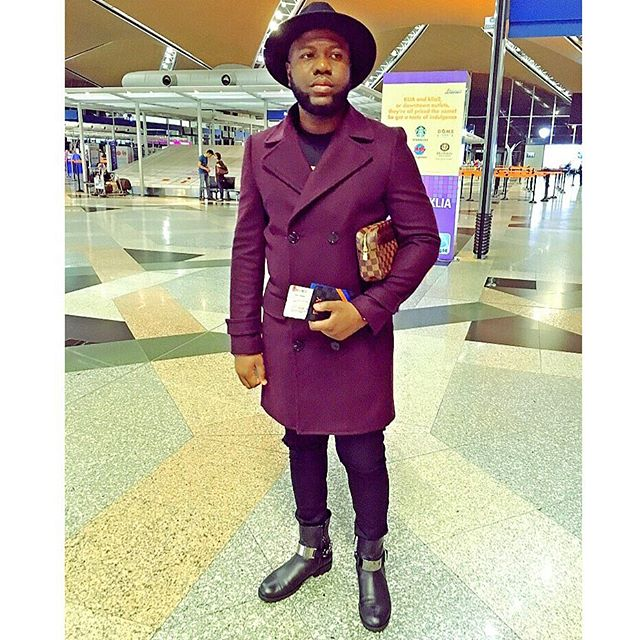 sports shoes db80b 9f8d5 Money Man Hush-Puppi In Trouble As EFCC Beams Searchlight On ...
