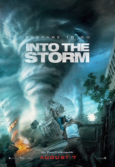 INTO THE STORM movie poster malaysia