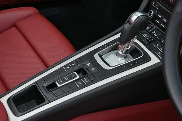 2016 New Porsche  Turbo 911 Cabriolet Performance gear view