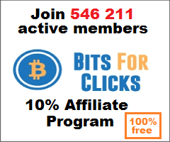 BitsForClicks free Bitcoins