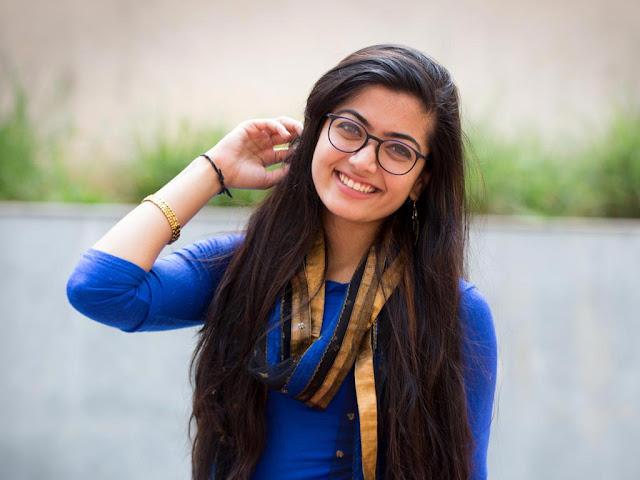 Rashmika Mandanna 4k 5k Images