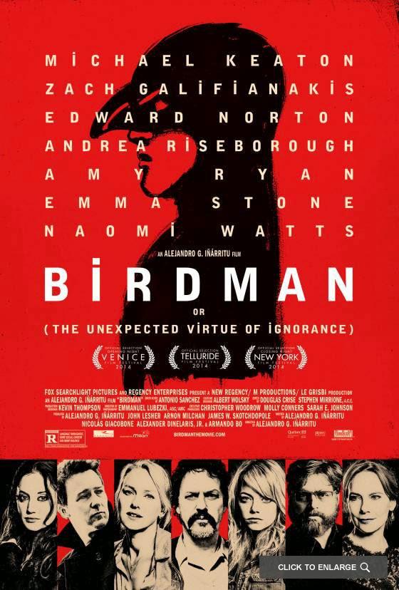 Birdman เบิร์ดแมน มายาดาว [HD]