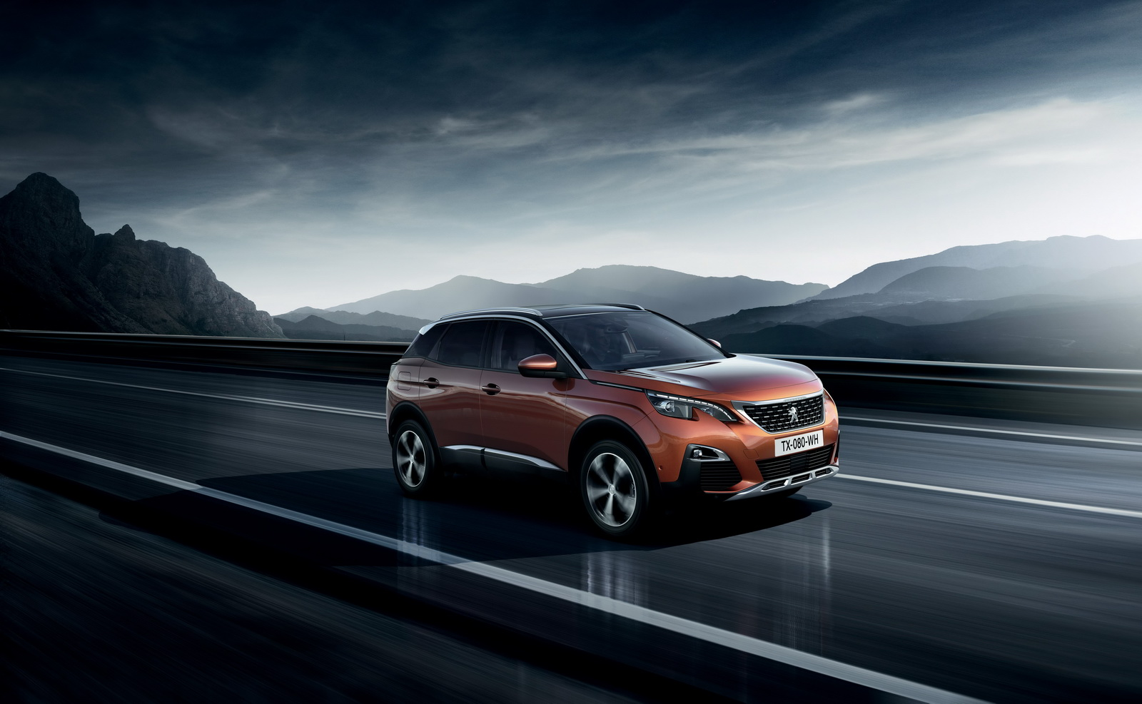 new peugeot 3008 to gain plug in hybrid option in 2019 carscoops. Black Bedroom Furniture Sets. Home Design Ideas