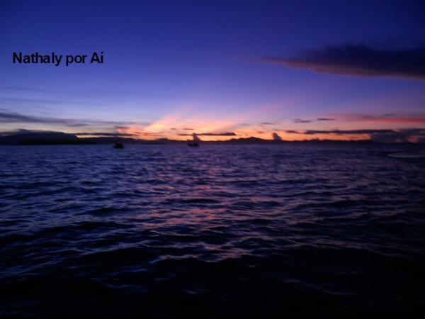 pôr do sol em fiji - sunset fiji
