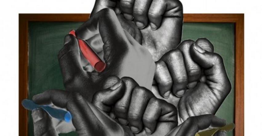La huelga magisterial y unas posibles respuestas (Hugo Diaz)