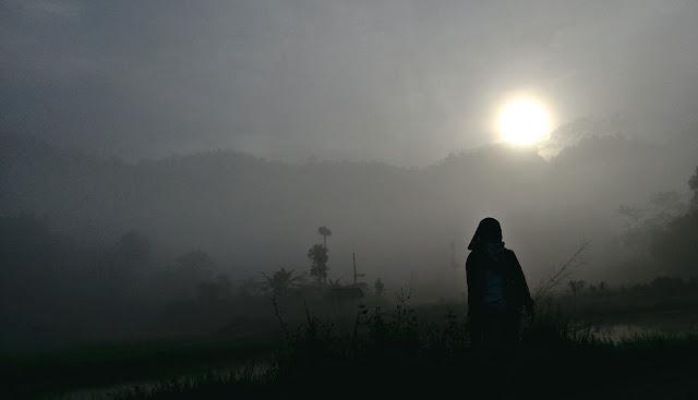 Sunrise Hunting di Purajaya, Lampung Barat