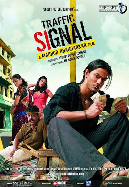 Poster of Traffic Signal 2007 720p Hindi DVDRip Full Movie Download