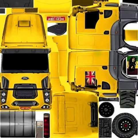 how to download skins for grand truck simulator