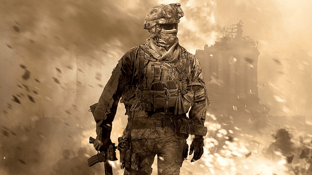 Call of Duty adalah saingan Battlefield