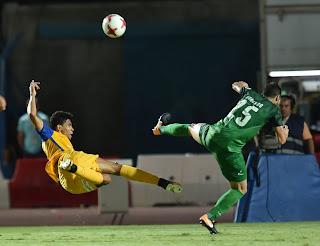 Ταυτότητα, Ρεπορτάζ και φωτογραφίες αγώνα Άρης 0-0 ΑΠΟΕΛ