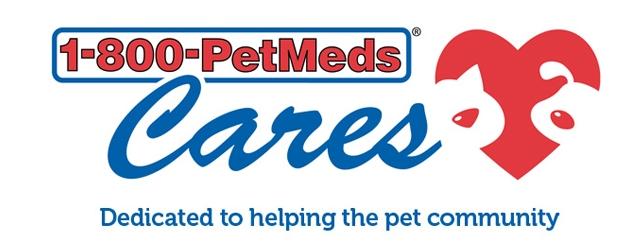 1-800-PetMeds Cares logo
