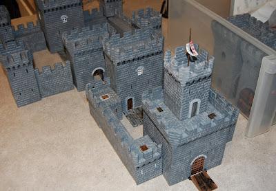 Two Stone Castles Part 1