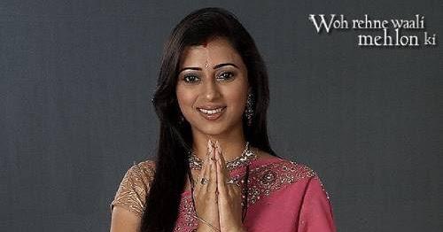 Tv Serials: Woh Rehne Waali Mehlon Ki-30th December 2011-Sahara One