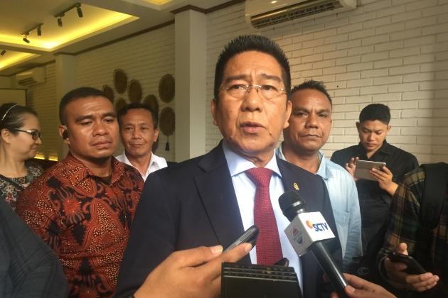 PDIP: Polri Wajib Melarang Gerakan Ganti Presiden