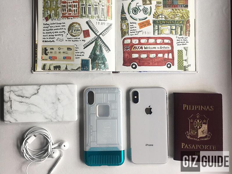 Spigen C1 Case for iPhone X