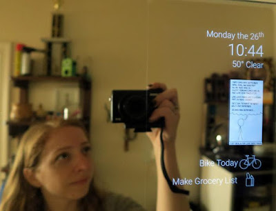 Andriod Smart Home Mirror